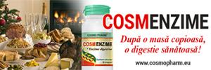 Enzime digestive naturale Cosm Enzime   Cosmo Pharm