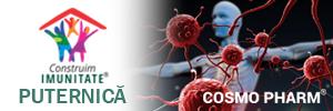 Construim Imunitate   Cosmo Pharm