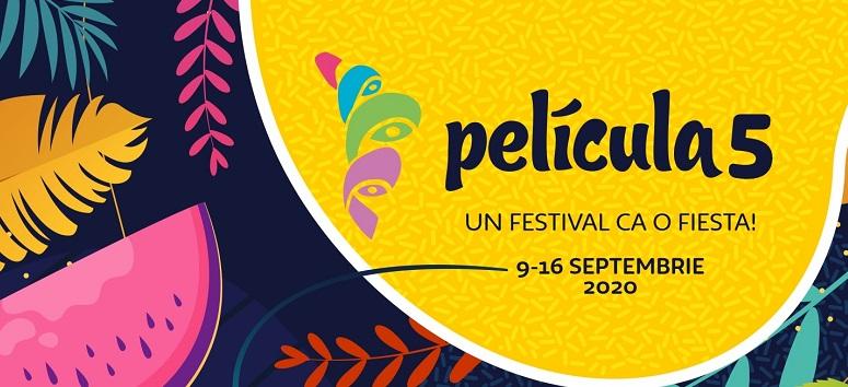 A 5-a ediție Película: filme online și în aer liber - 9 - 16 septembrie 2020