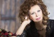 Sophia Loren, pentru prima data in Romania!