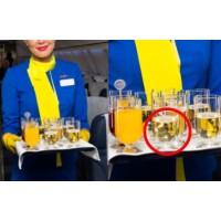 Motivul pentru care echipajul nu bea niciodata apa, ceai sau cafea in avion