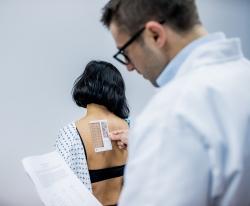 Testare alergii ale pielii - Patch...