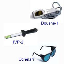 Accesorii pentru lasere terapeutice
