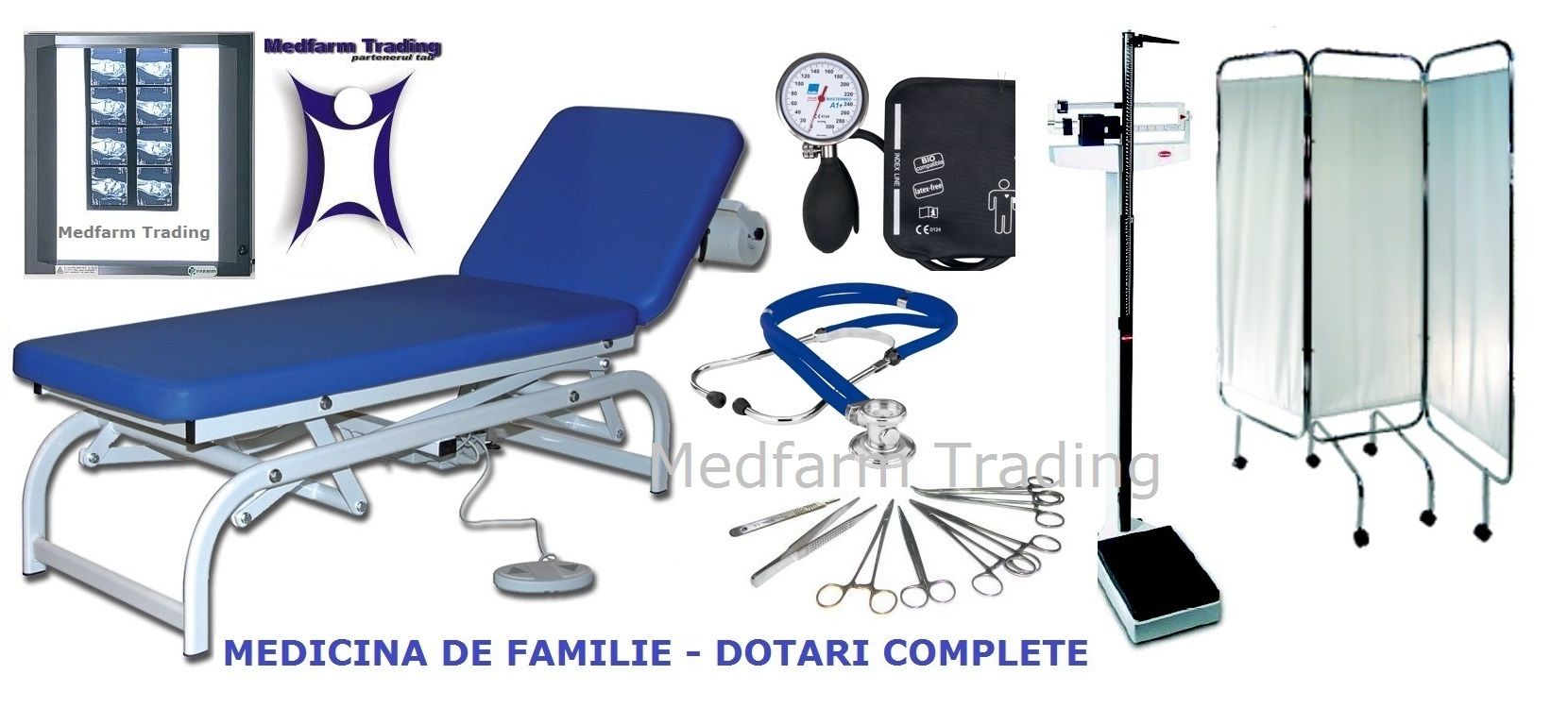 000A01-Dotare cabinete MEDICINA de FAMILIE
