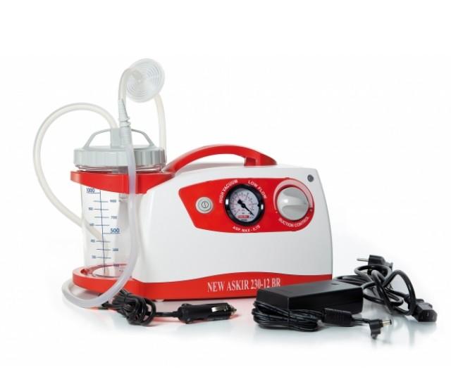 000AC10-Aspirator chirurgical ASKIR 230/12 V
