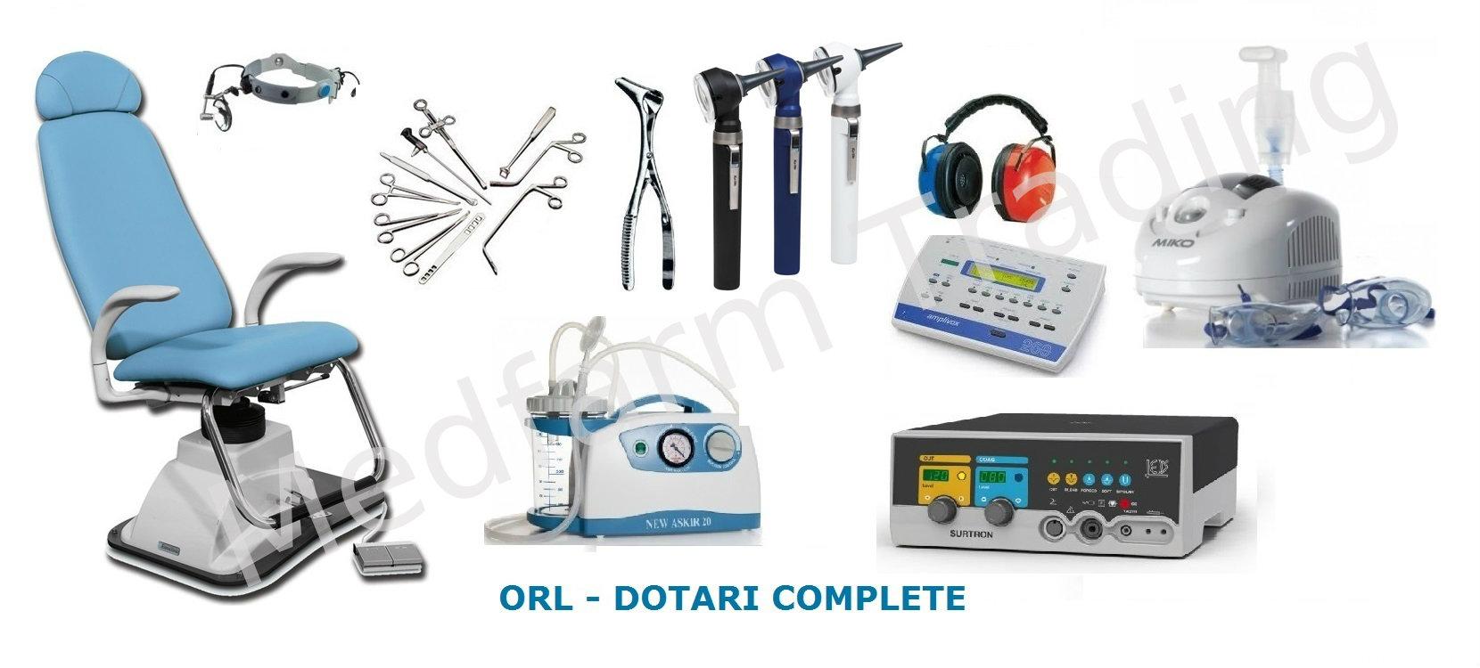 000A08-Dotare cabinete ORL