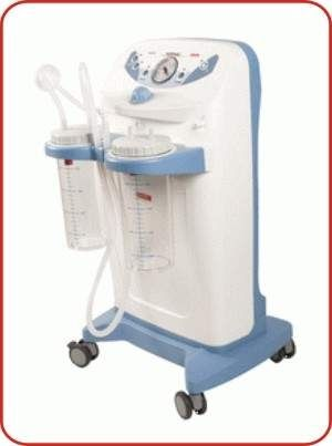 000AC14-Aspirator chirurgical NEW HOSPIVAC 400