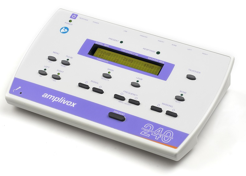 audiometru 240 amplivox