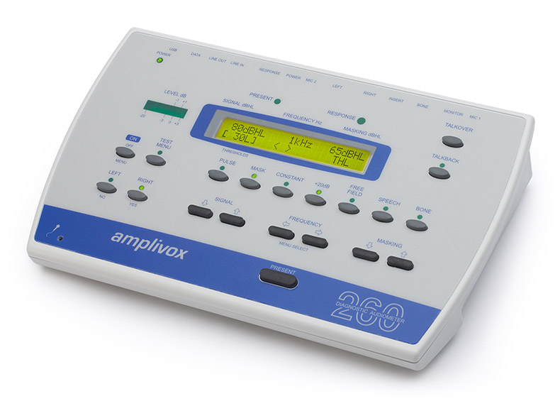 audiometru 260 amplivox