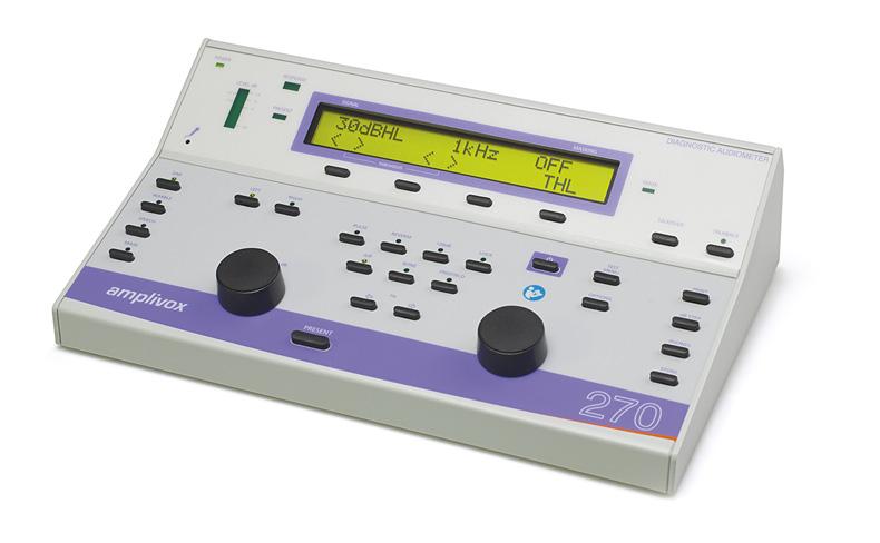audiometru 270 amplivox