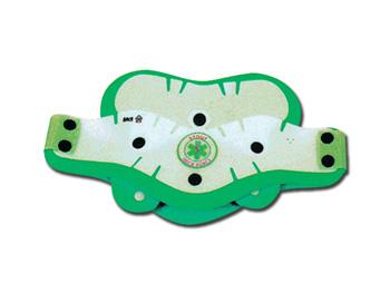 Guler cervical de prim ajutor din 2 piese (italia)
