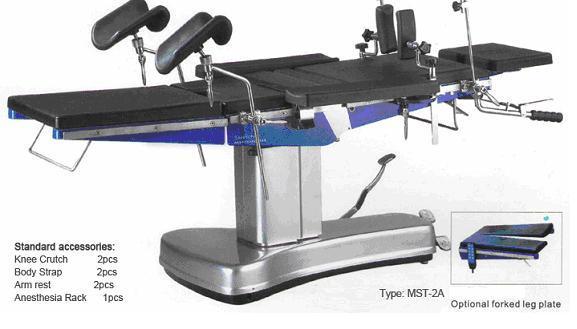 Masa de operatie electro-hidraulica dt-2a