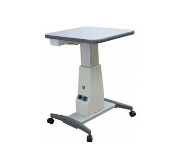 masa cu actionare electrica pentru echipamente oftalmologice si pentru orice alt echipament ( pentru 1 aparat )