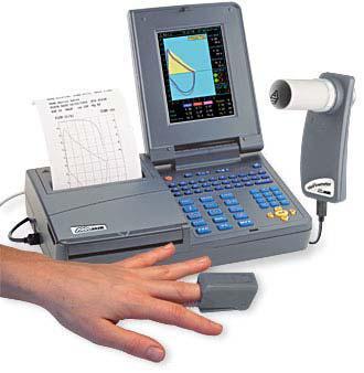 Spirometru spirolab iii w/spo2 opt.