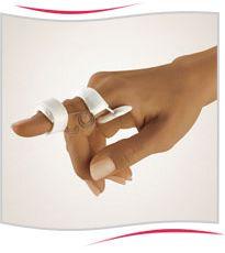 Atela capener pentru mentinerea in extensie a degetului