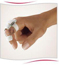 Atela capener pentru mentinerea in flexie a degetului