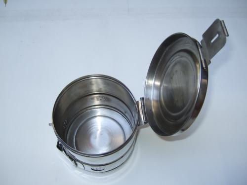 Casoleta inox 160mm