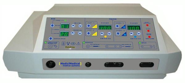 Aparate de electro-chirurgie radiopulse