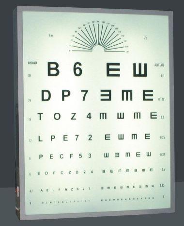 Optotip iluminat BMR-246