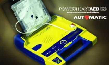 Defibrilator G3 Automatic Cardiac Science - SUA