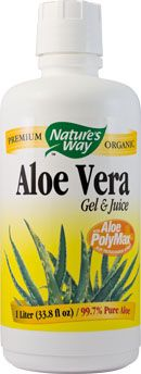 Aloe Vera Gel&Juice with Aloe PolymaxTM