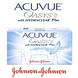 ACUVUE OASYS with HYDRACLEAR Plus (6 lentile)