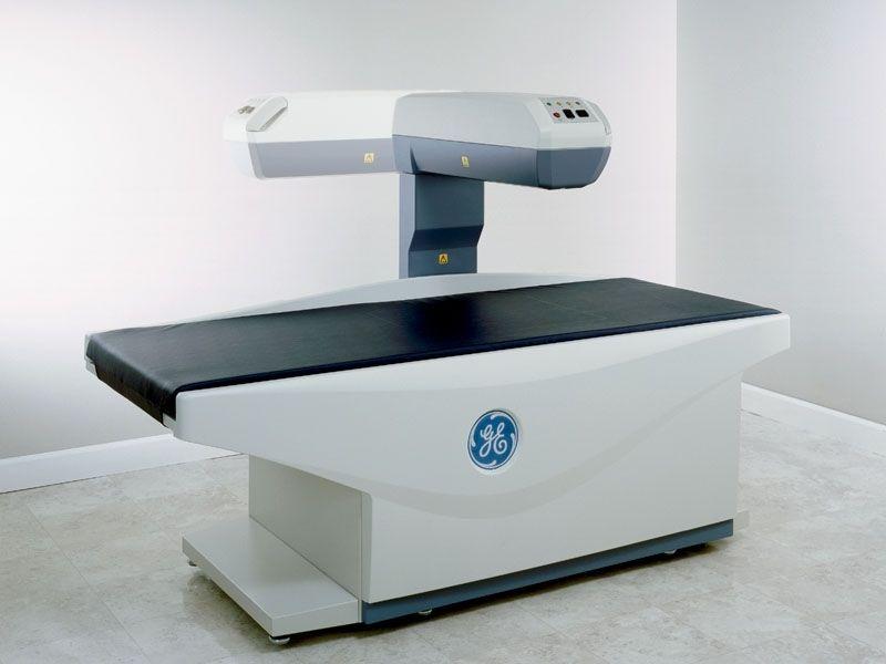 Osteodensitometru DEXA SPC Bravo GE Healthcare