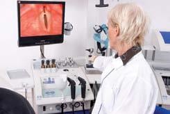 Atmos s61  - sistem pentru consult si tratament orl. aspirator, endoscop, microscop, videotromboscop, rhinomanometrie, radiocauter, electrocauter