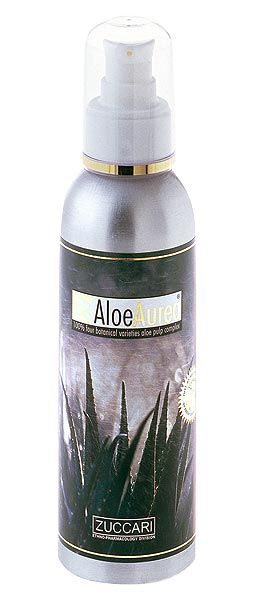 Aloe aurea gel