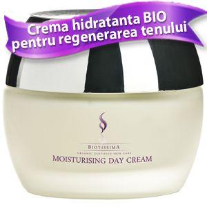 Crema hidratanta bio de zi biotissima