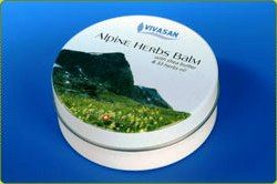 Balsam din 33 plante alpine