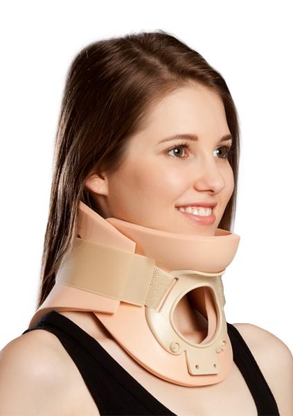 Orteză cervicală Protect Collar Tracheo