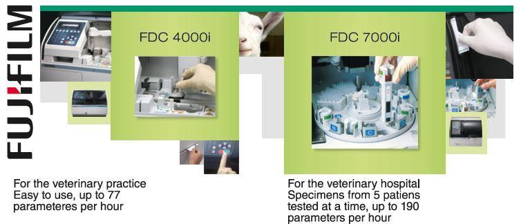 Analizor automat de biochimie uscata Fuji Dri-Chem 4000