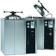 Sterilizator cu aburi pe verticala -  OT 4060