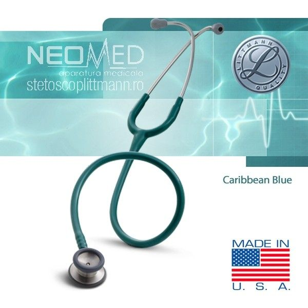 0 classic ii pediatric - stetoscop 3m™ littmann®, 71 cm