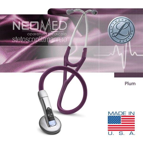 0 electronic 3100 - stetoscop 3m™ littmann®, 69 cm