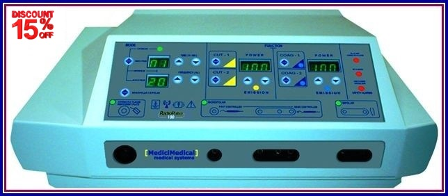 radiocauter 100 W