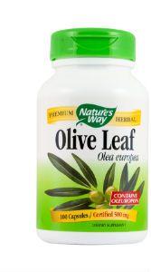 OLIVE LEAF 100CPS