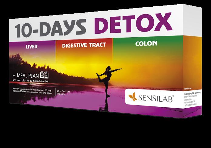 Detox in 10 zile