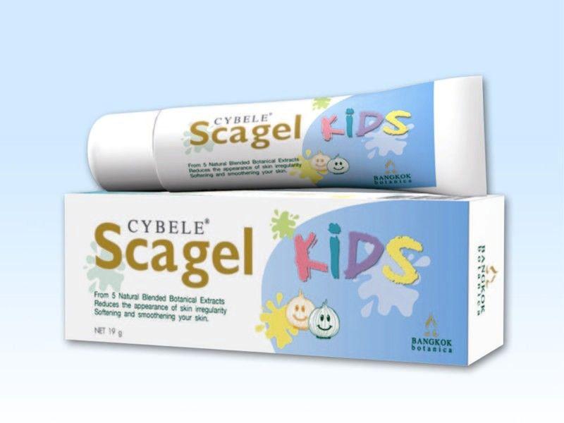 Cybele scagel kids