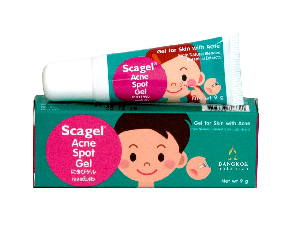 Scagel acnee spot gel