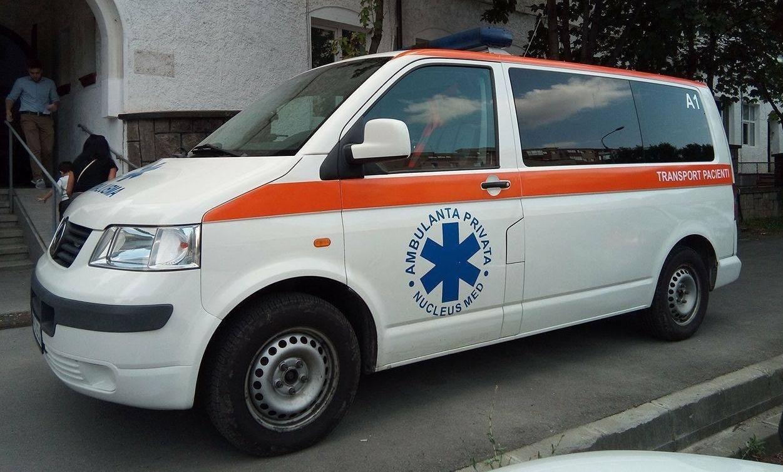 Transport pacienți neasistat, cu ambulanța în brașov, ambulanță privată brașov