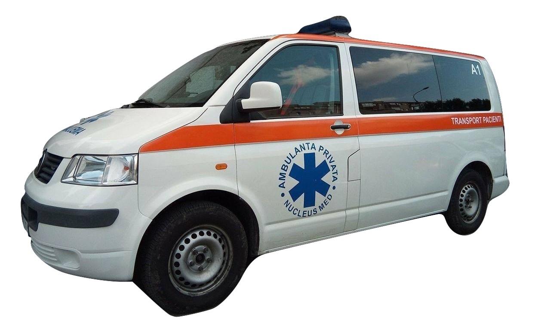Ambulanta privata brasov, transport pacienti national si in europa