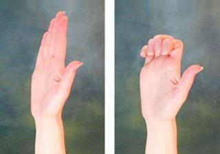 cum să frotiu mâinile cu artrita dureri articulare mumie