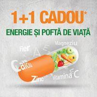 1+1 CADOU! Energie si pofta de viata