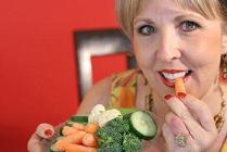 Alimentatia si varsta - Dieta la menopauza