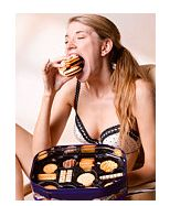 Bulimia nervoasa - hiperfagie