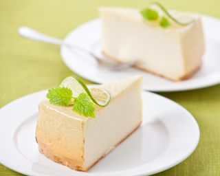 Cheesecake rapid cu branza degresata
