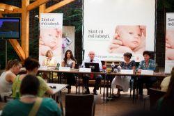 'Sa protejam impreuna copilaria', o campanie a Societatii Romane de Pediatrie pentru parinti mai informati si copii mai sanatosi