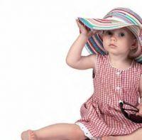 Cosmetice de vara pentru cei mici